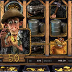 Gold Digger Online Slot Machine