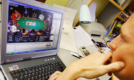 Play internet poker