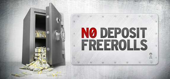 No Deposit Poker games