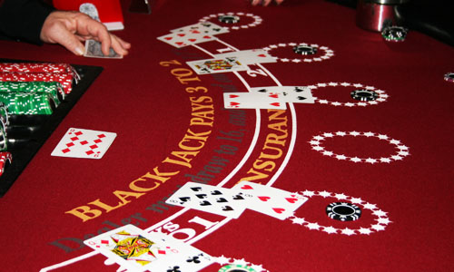 A Critical Review of the Full Size Blackjack Table - LuckyAceCasino -  Gambling, Casino and Poker Tips